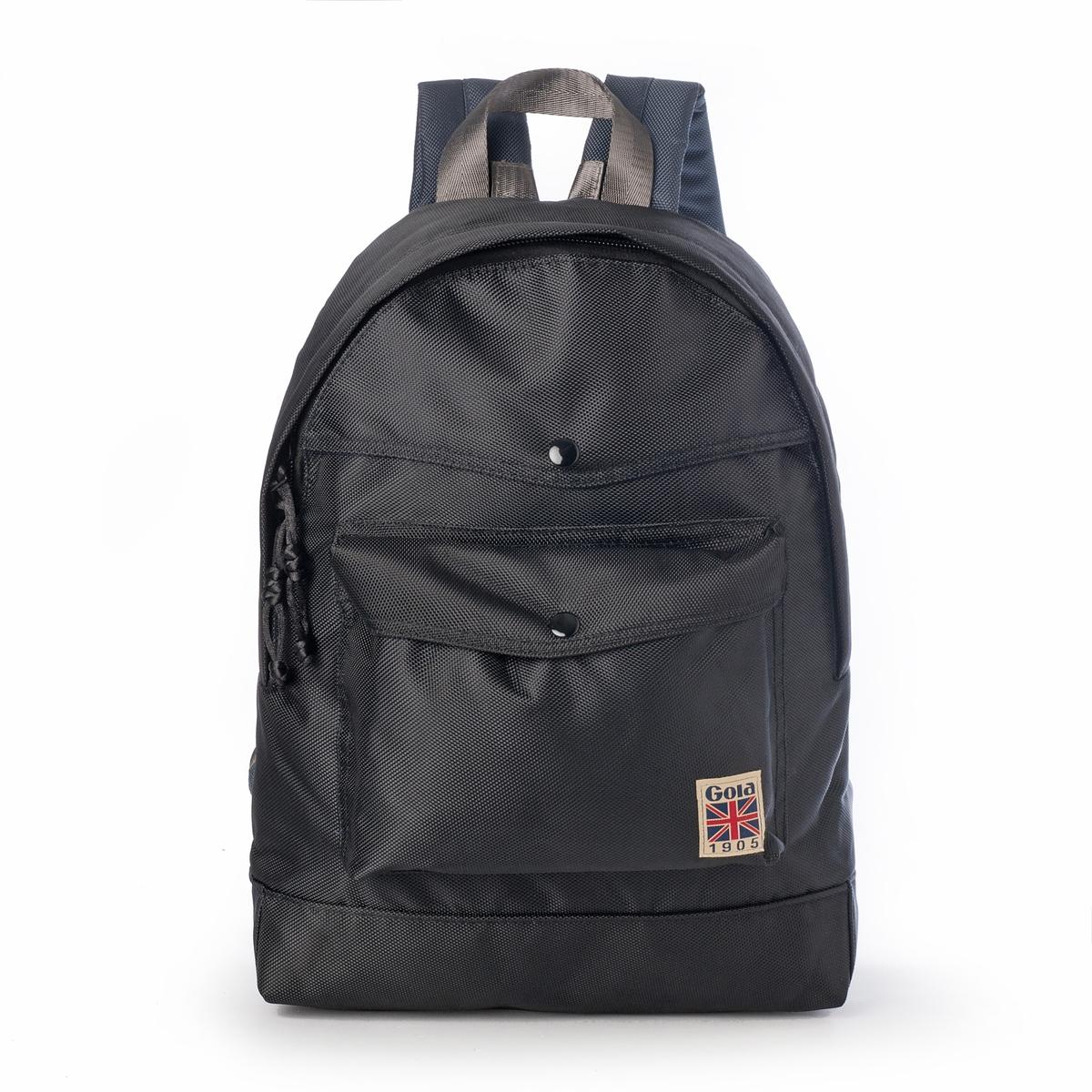 Рюкзак RYDERПреимущества : Практичный рюкзак в бойцовском стиле, 2 кармана спереди, карман на молнии внизу. Идеально подходит для ежедневного ношения.<br><br>Цвет: черный