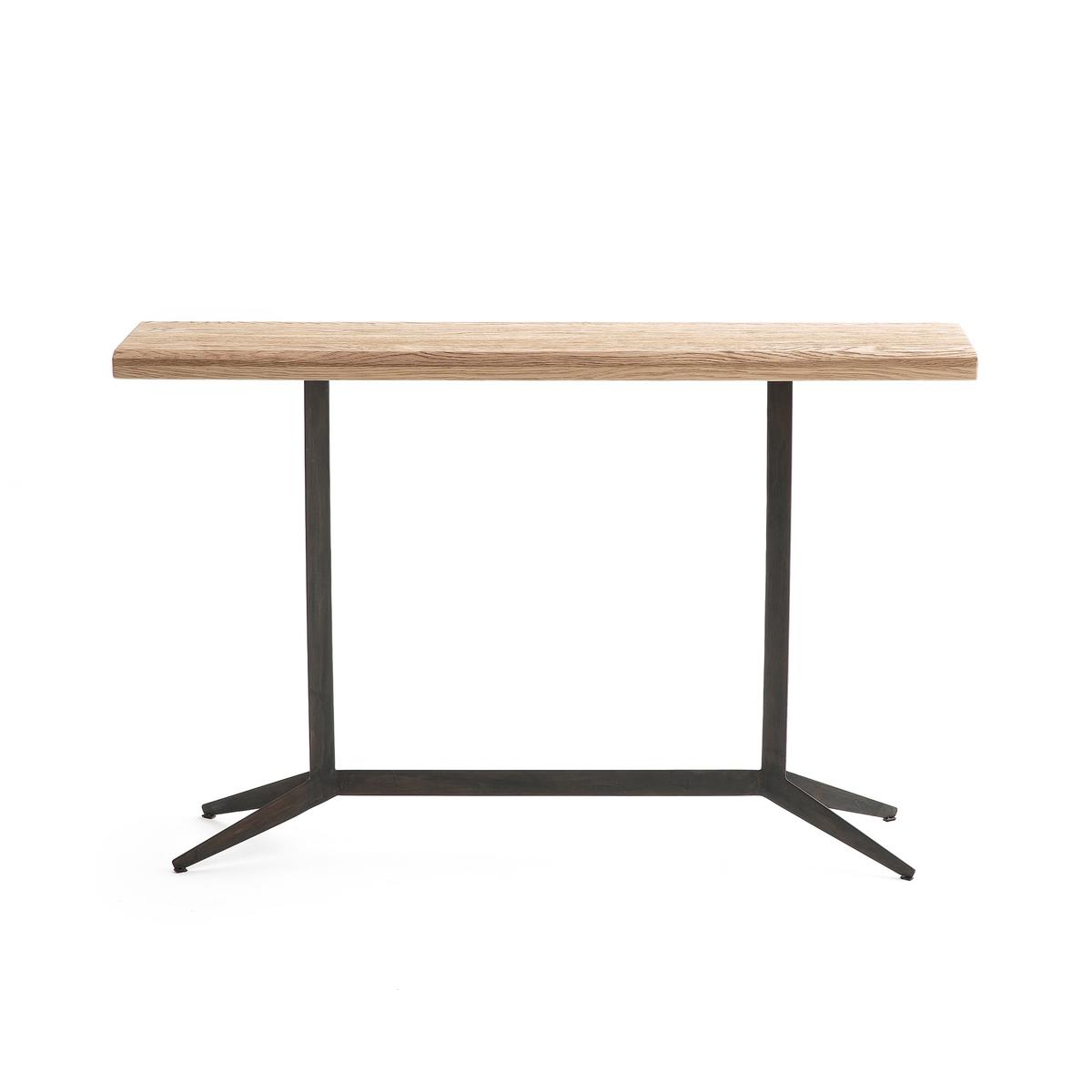 Столик со столешницей из массива дуба Rudemar столик из массива дуба ariles