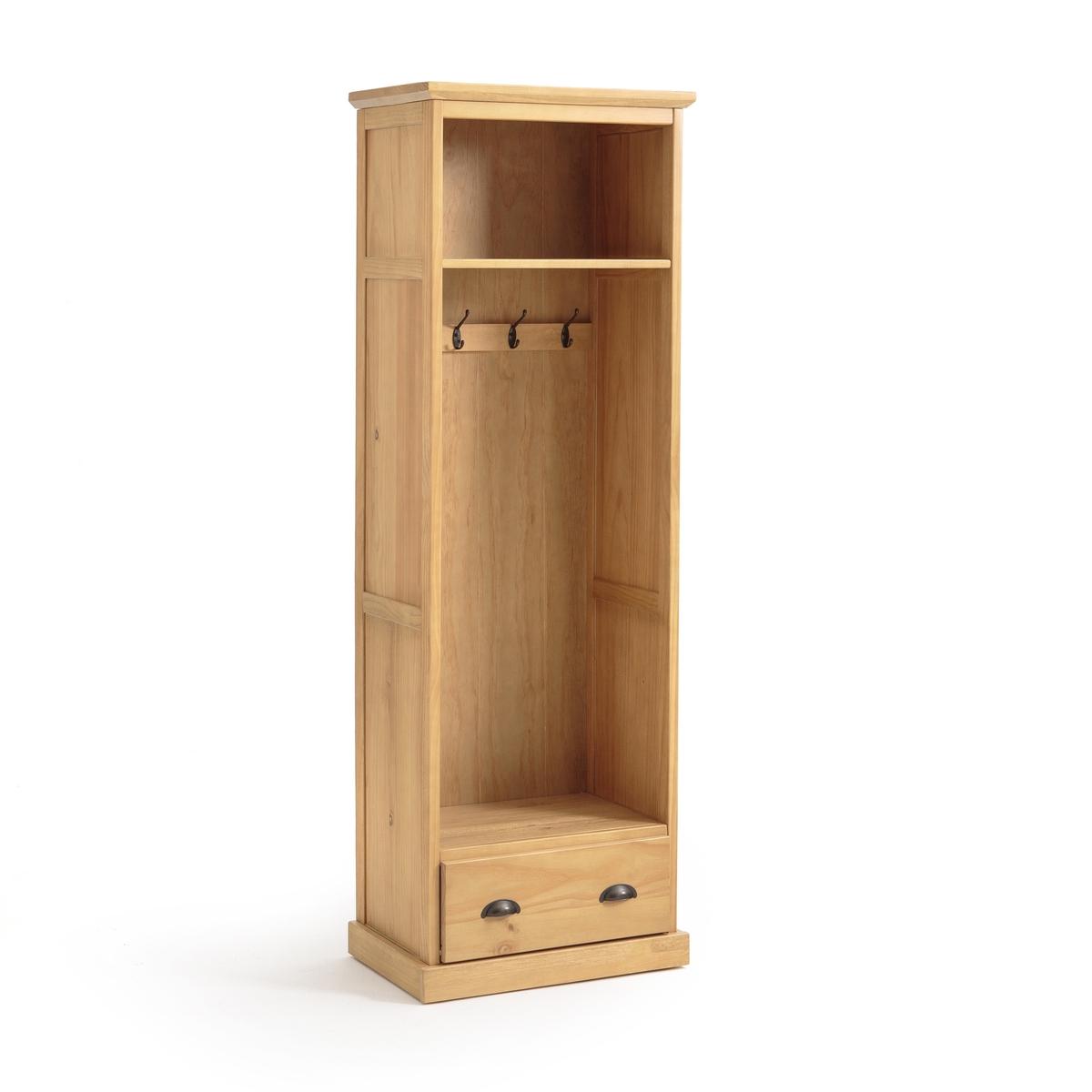 Шкаф в прихожую из массива сосны, LINDLEY