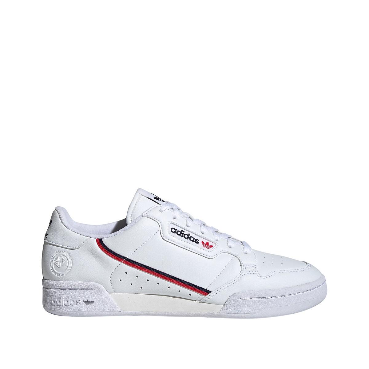 Adidas Originals Continental 80 Schoenen Cloud White / Scarlet / Collegiate Navy/Blue/Red Kind online kopen