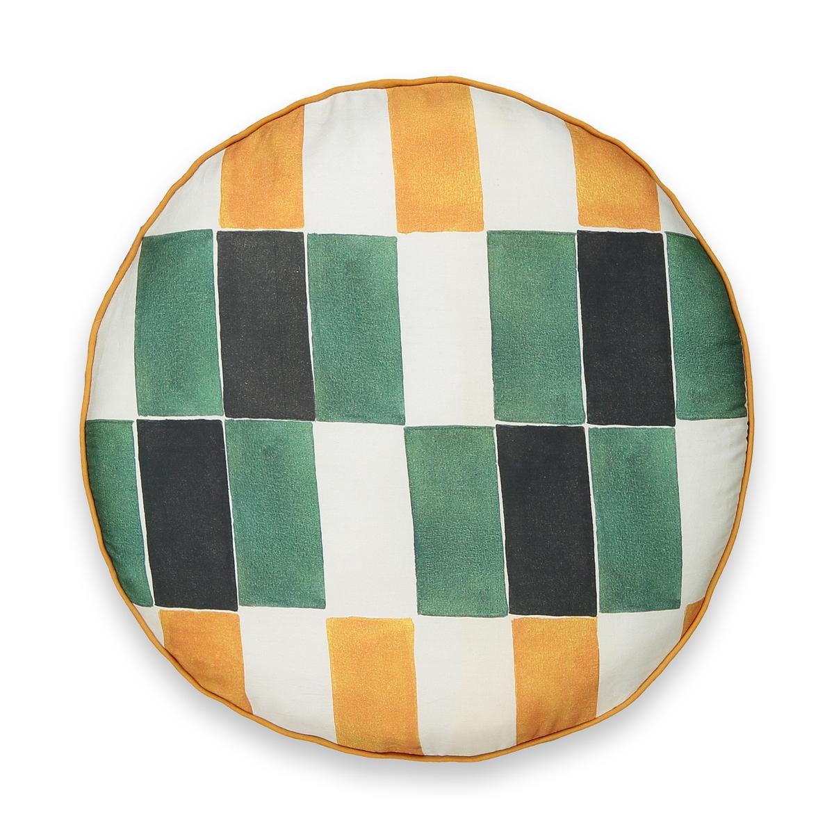 Подушка круглая, дизайн Генриетты Х. Янсен jan jansen высокие кеды