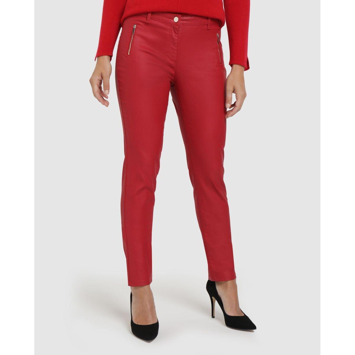 Pantalon avec poches zippées
