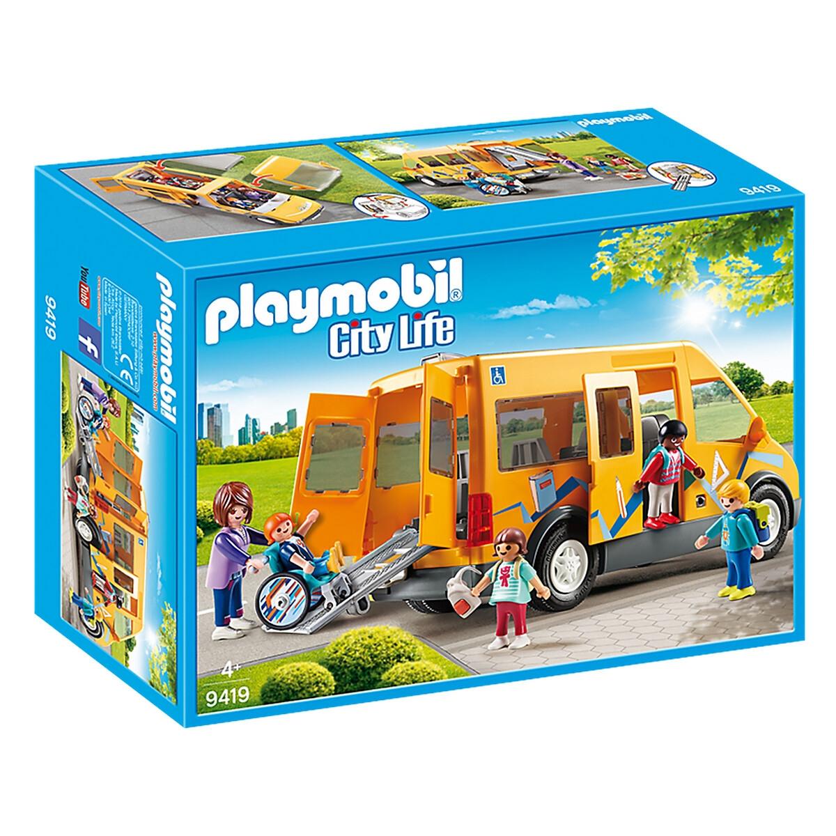An image of Playmobil School Bus, 9419