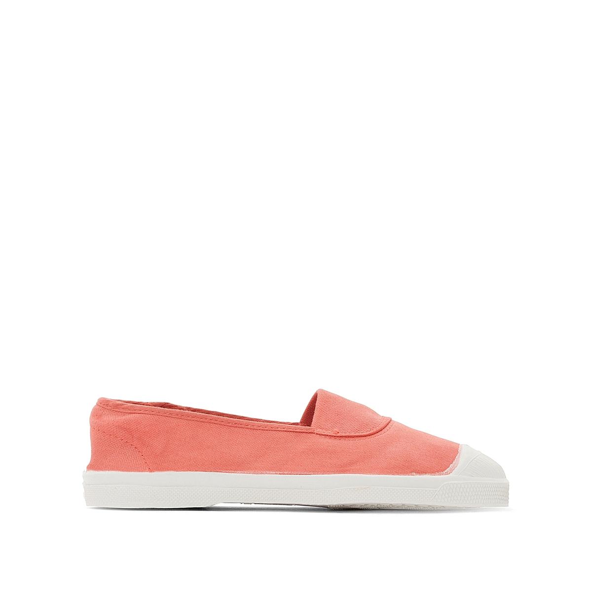 Zapatillas básicas con elástico