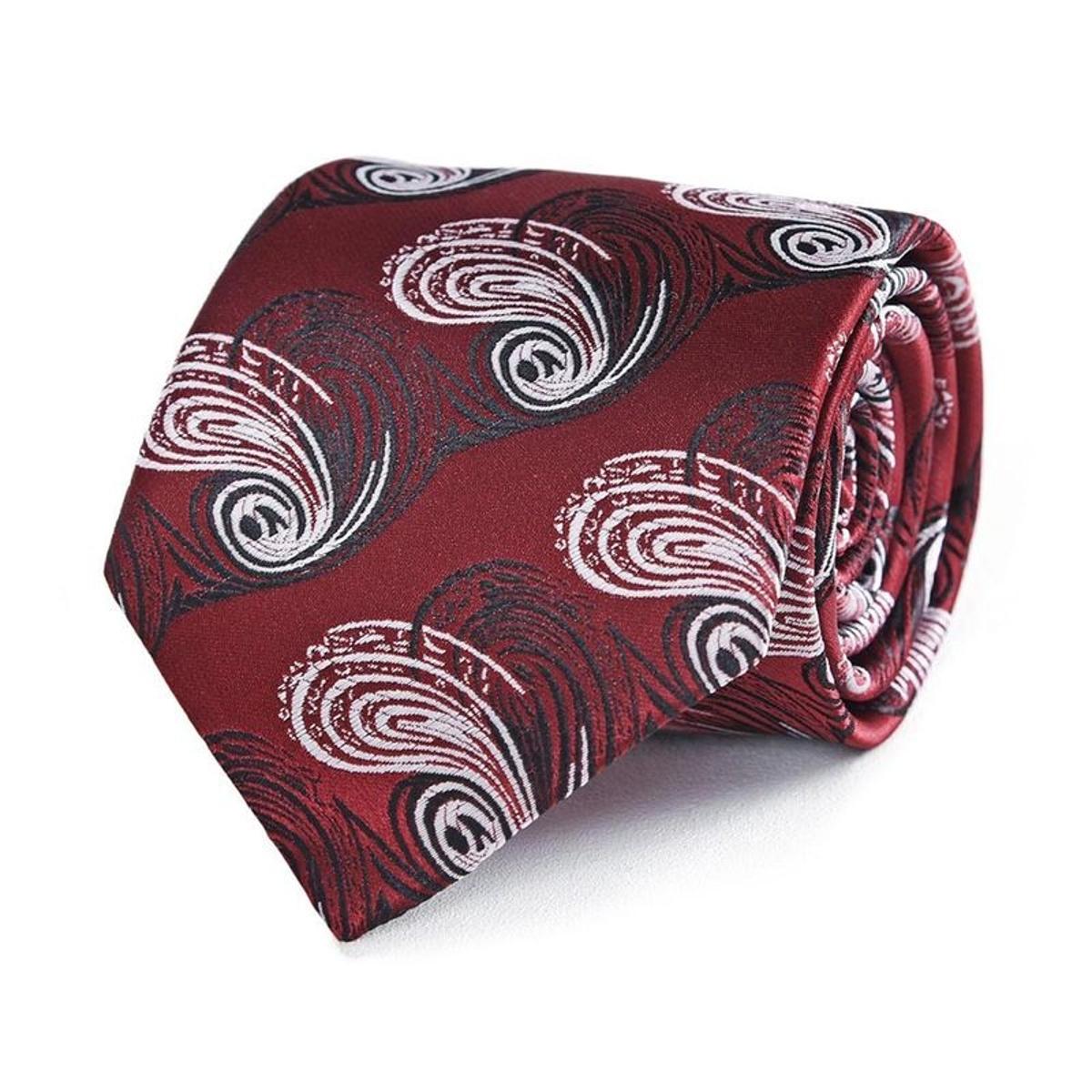 Cravate Atalante - Fabriqué en europe