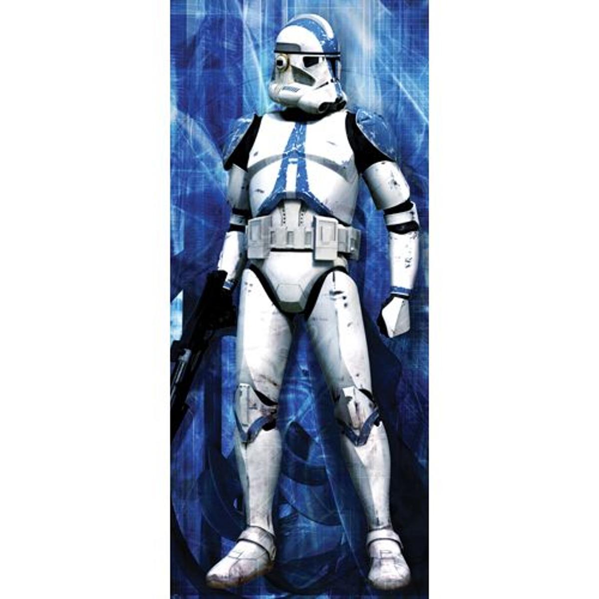 Poster Lucas Star Wars - 91 X 211 CM