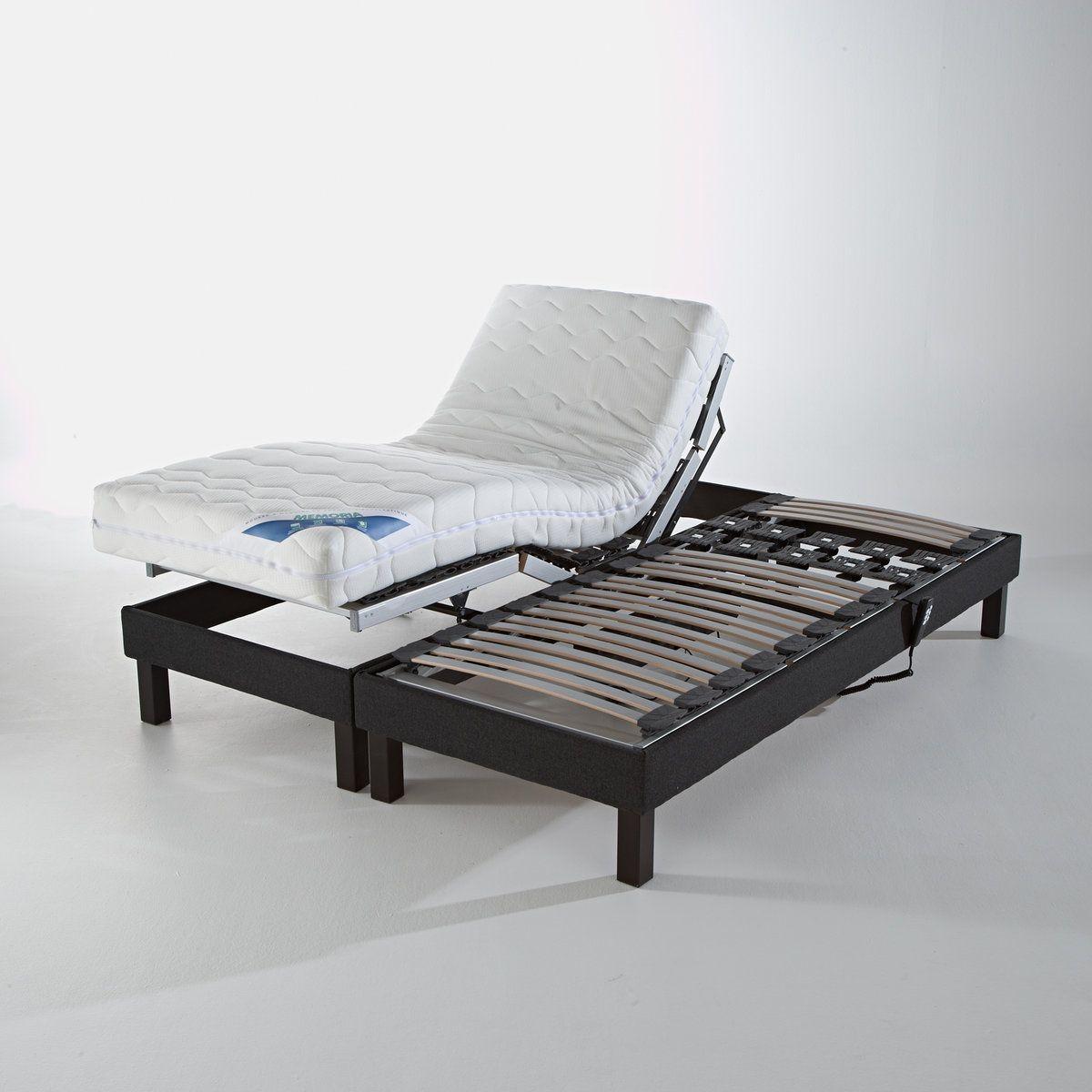 Sommier de relaxation tapissier électrique