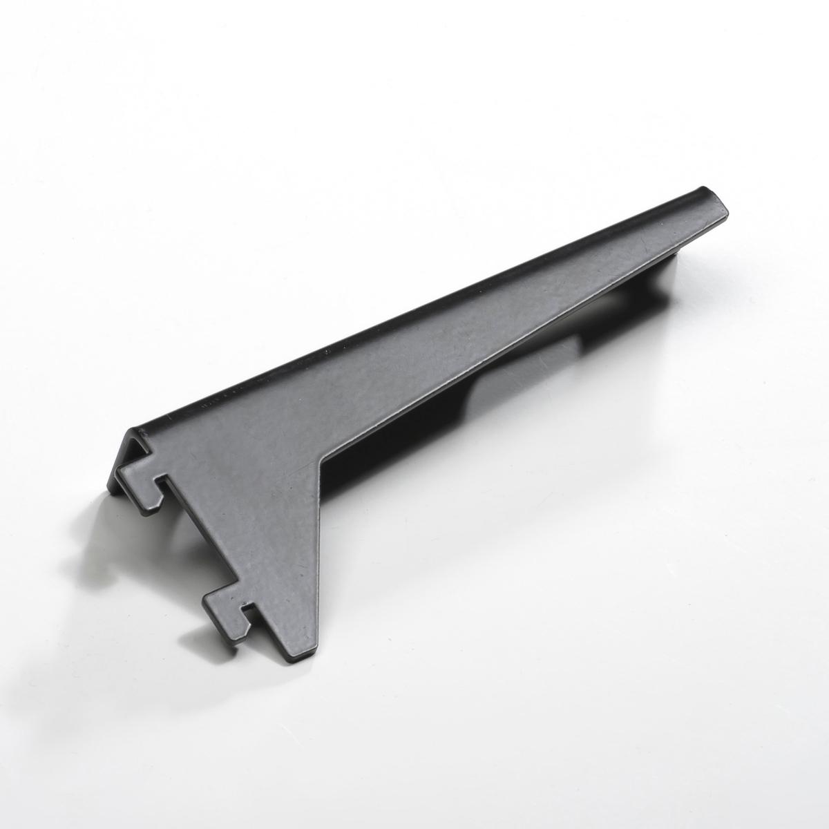 Комплект из 8 угловых кронштейнов TaktikЭти угловые кронштейны необходимы для ящиков и письменного стола Taktik, продающихся на нашем сайте. Крепление к стойке (винты продаются отдельно). Из металла с эпоксидным покрытием. Дл.. 12,8 x Шир.. 2,5 x Выс.. 5,2 см.<br><br>Цвет: белый,черный<br>Размер: комплект из 8 - T1