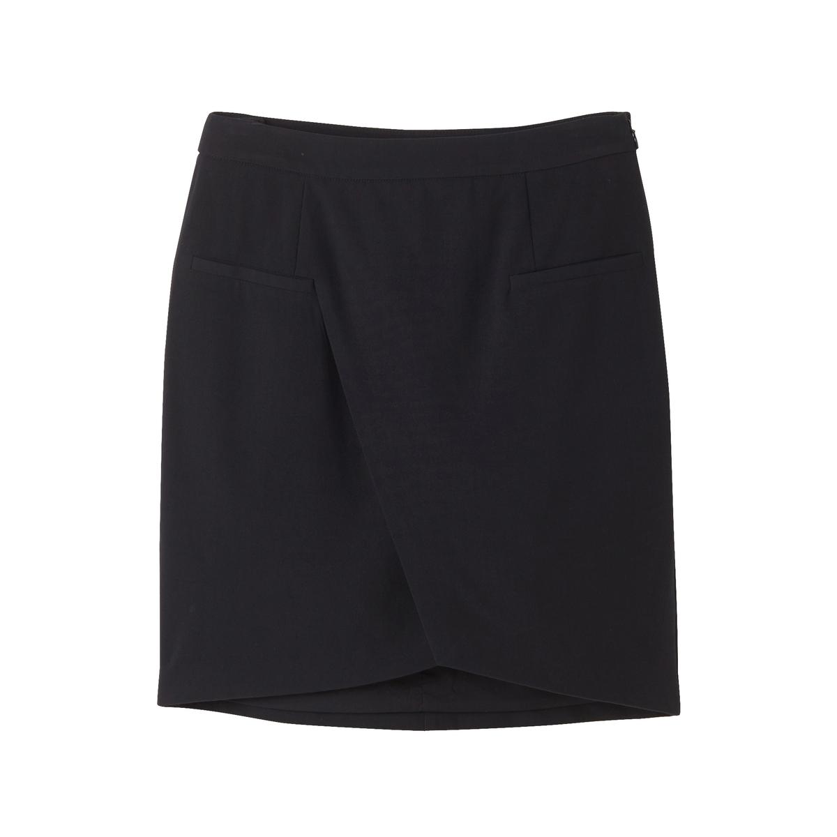 Юбка короткая с запахом lacywear юбка u 33 svm