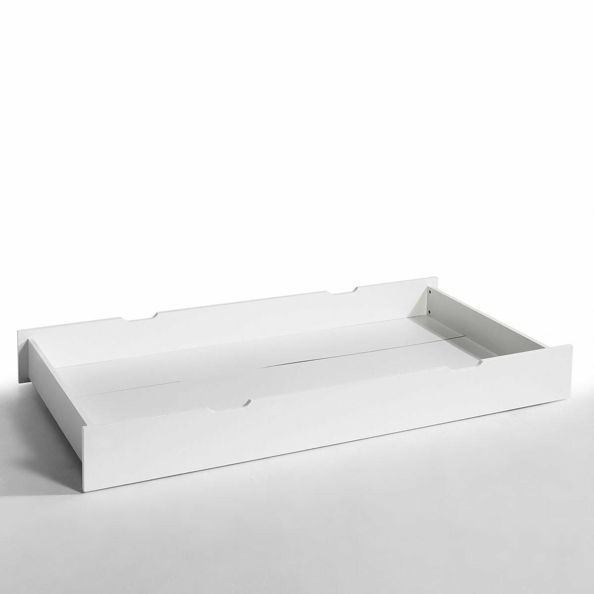 Ящик LaRedoute Для кровати Pilha единый размер белый
