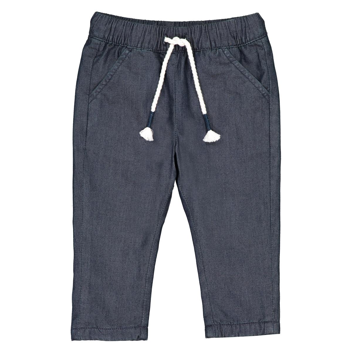 Джеггинсы La Redoute мес- года 18 мес. - 81 см синий шорты la redoute джинсовые мес 18 мес 81 см синий