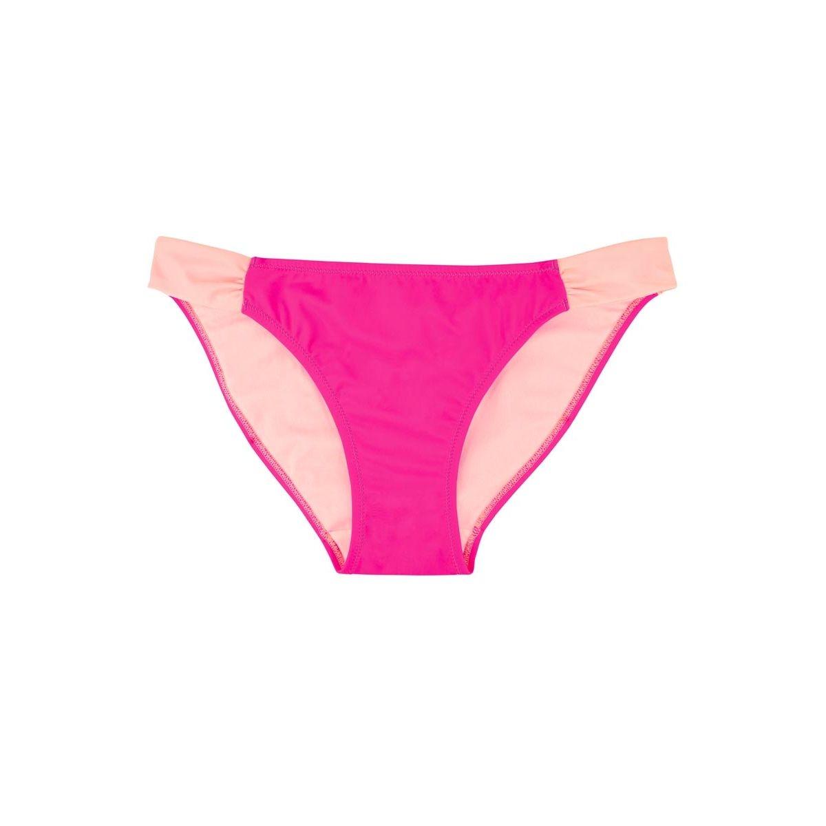 Bas de maillot de bain Culotte Avalon Bikini Rose