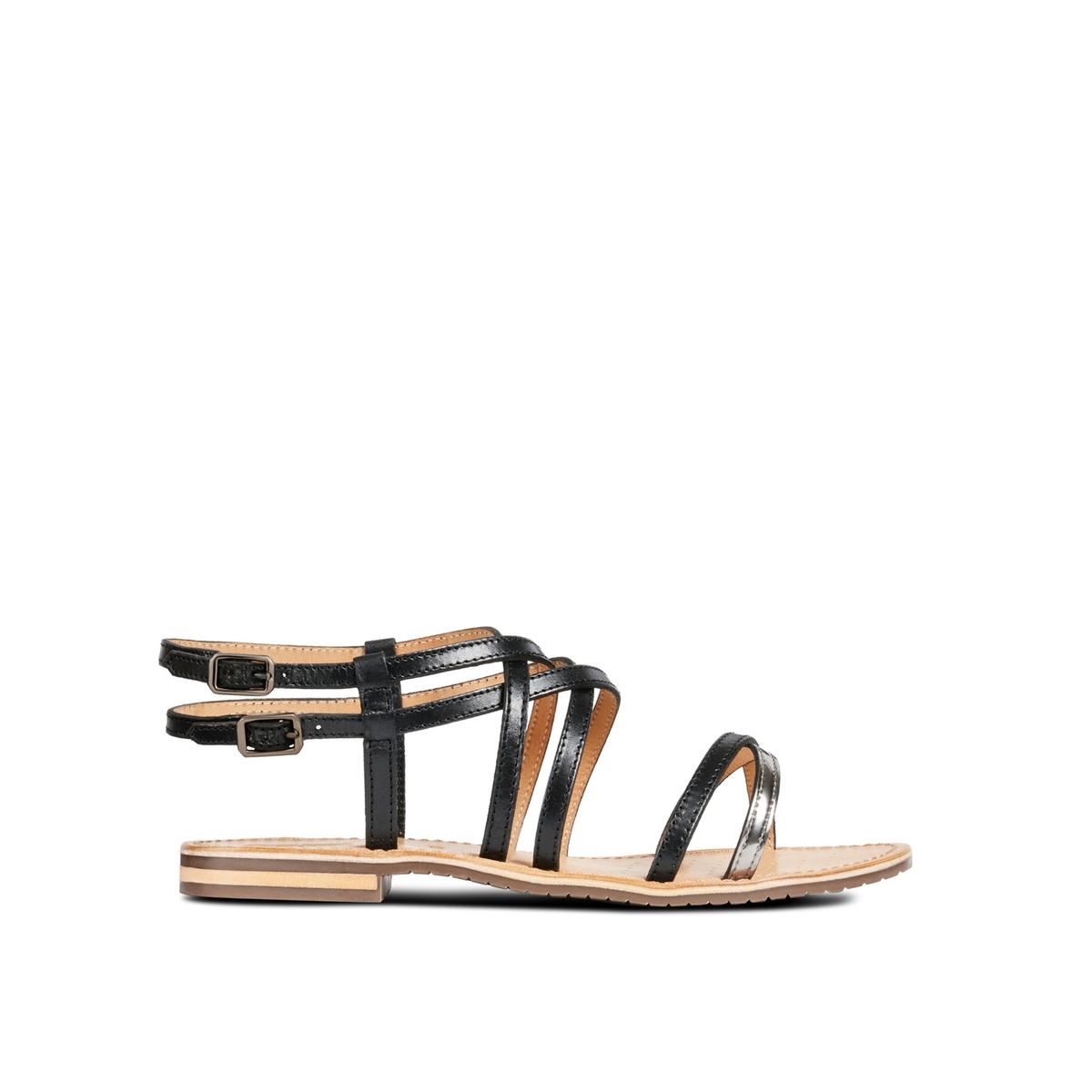 Sandalias de piel transpirables Sozy