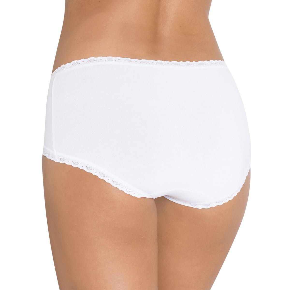 цены на 3 трусов-слипов миди 24/7 Cotton Lace в интернет-магазинах