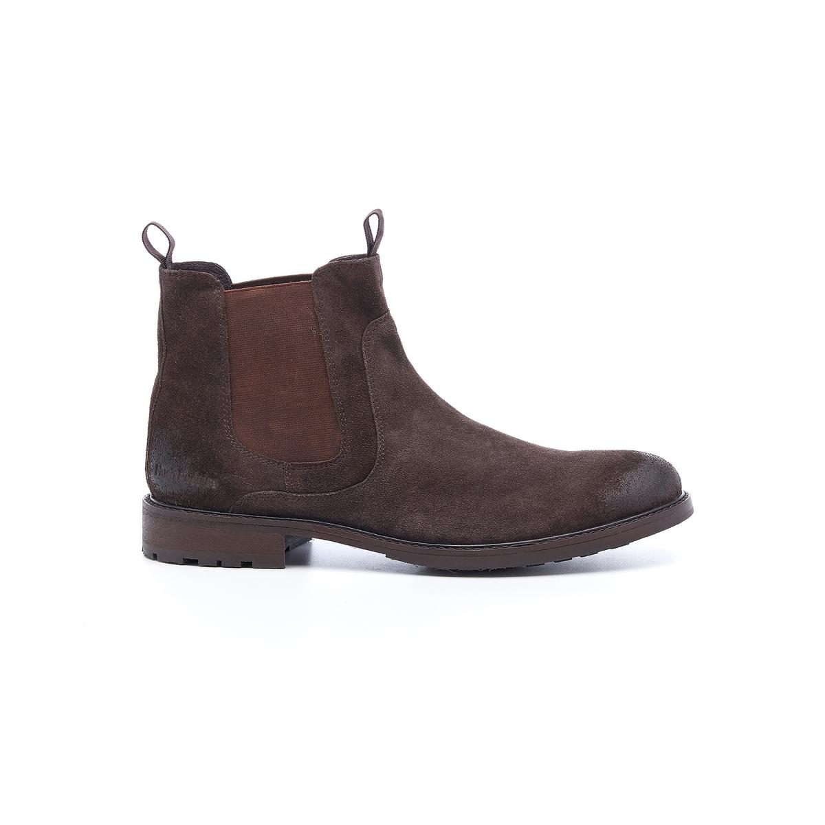 Ботинки-челси кожаные Linconi