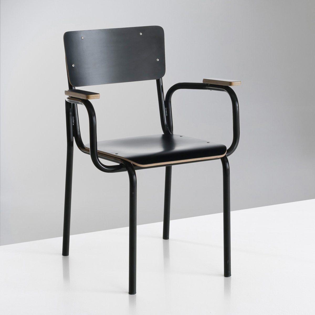 Кресло в школьном стиле Hiba