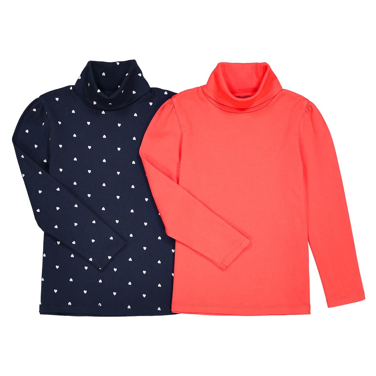 Комплект из 2 тонких пуловеров, 3-12 лет