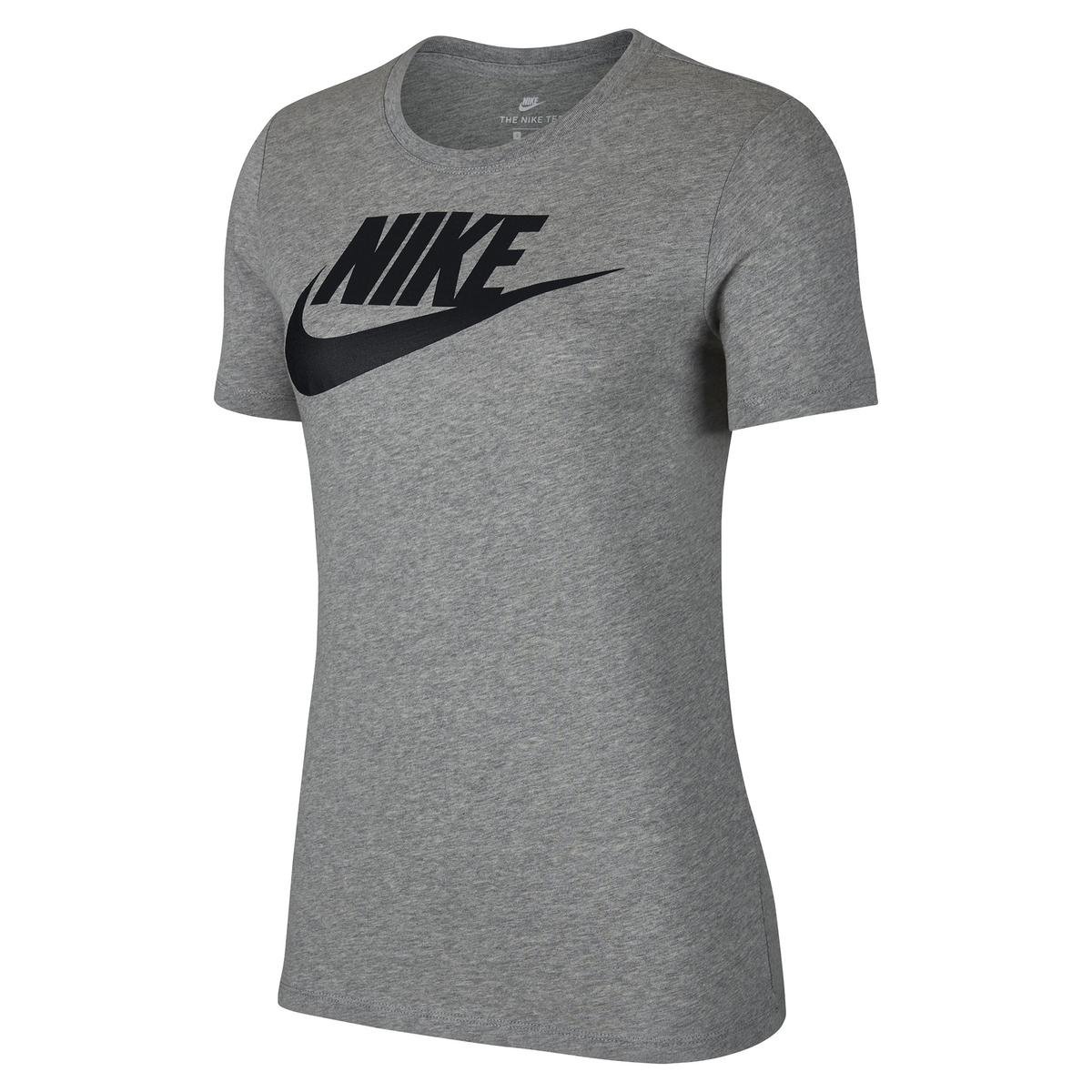 Imagen principal de producto de Camiseta de manga corta con cuello redondo y logot - Nike