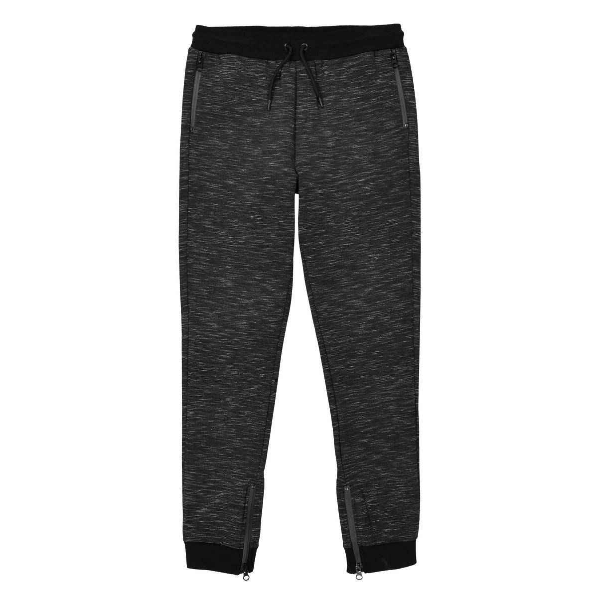 Брюки спортивные узкие из мольтона, 10-16 лет брюки спортивные из мольтона на 3 12 лет