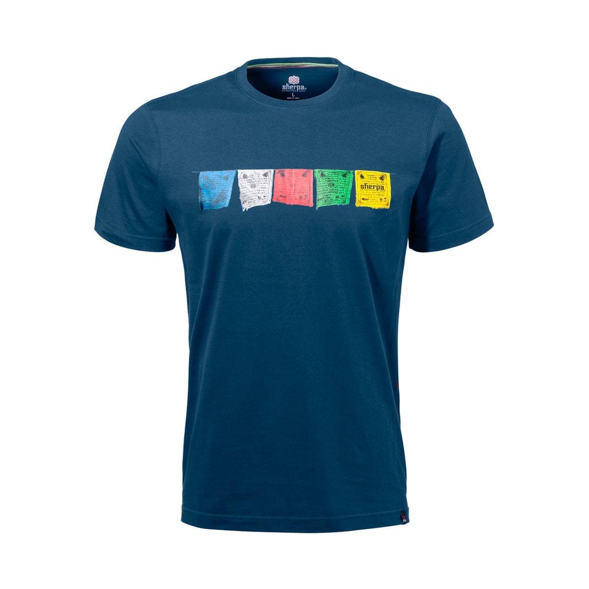 Tarcho - T-shirt manches courtes Homme - bleu