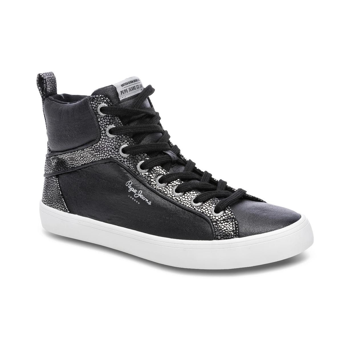 Imagen secundaria de producto de Zapatillas de caña alta Stark - Pepe Jeans