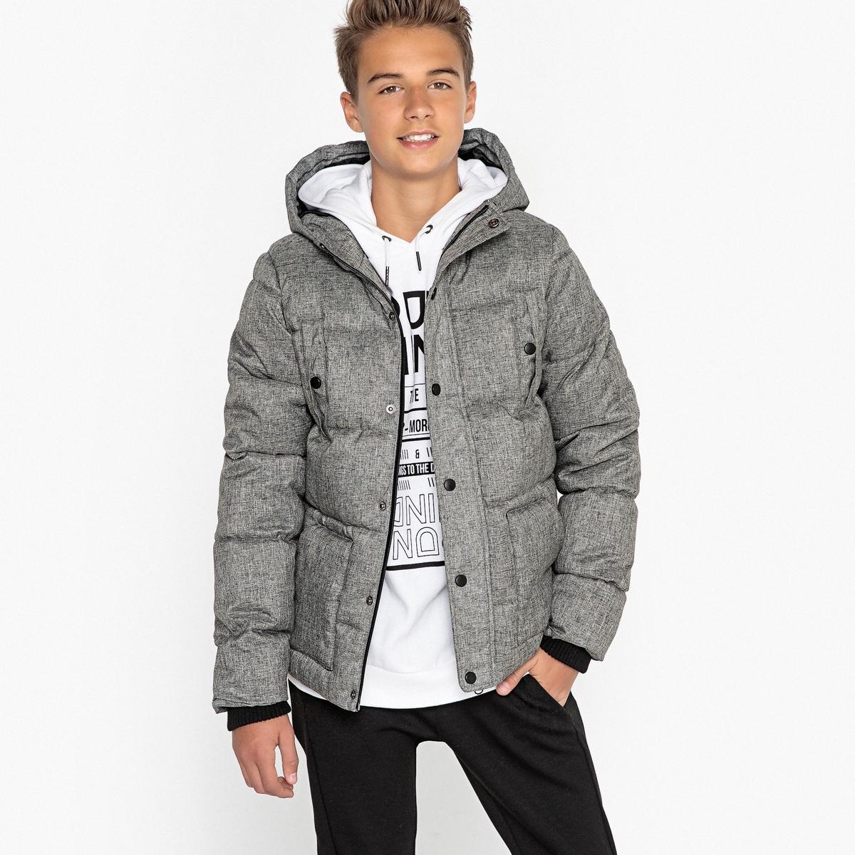 Куртка стеганная утепленная, 10-16 лет