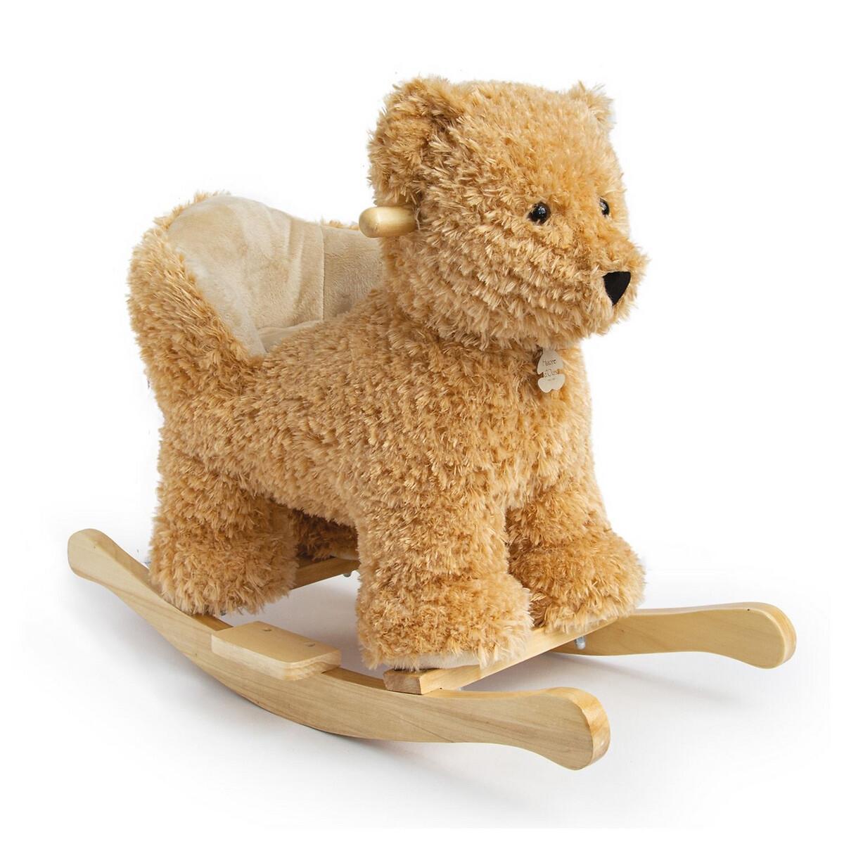 An image of Histoire D'ours Teddy Bear Rocker