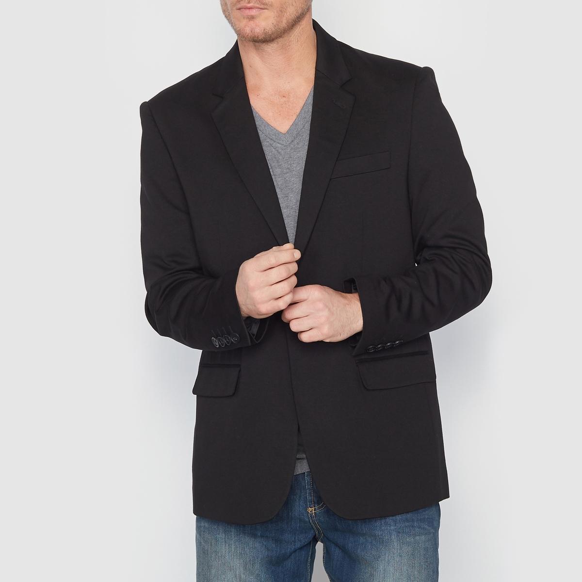 Пиджак трикотажный от La Redoute