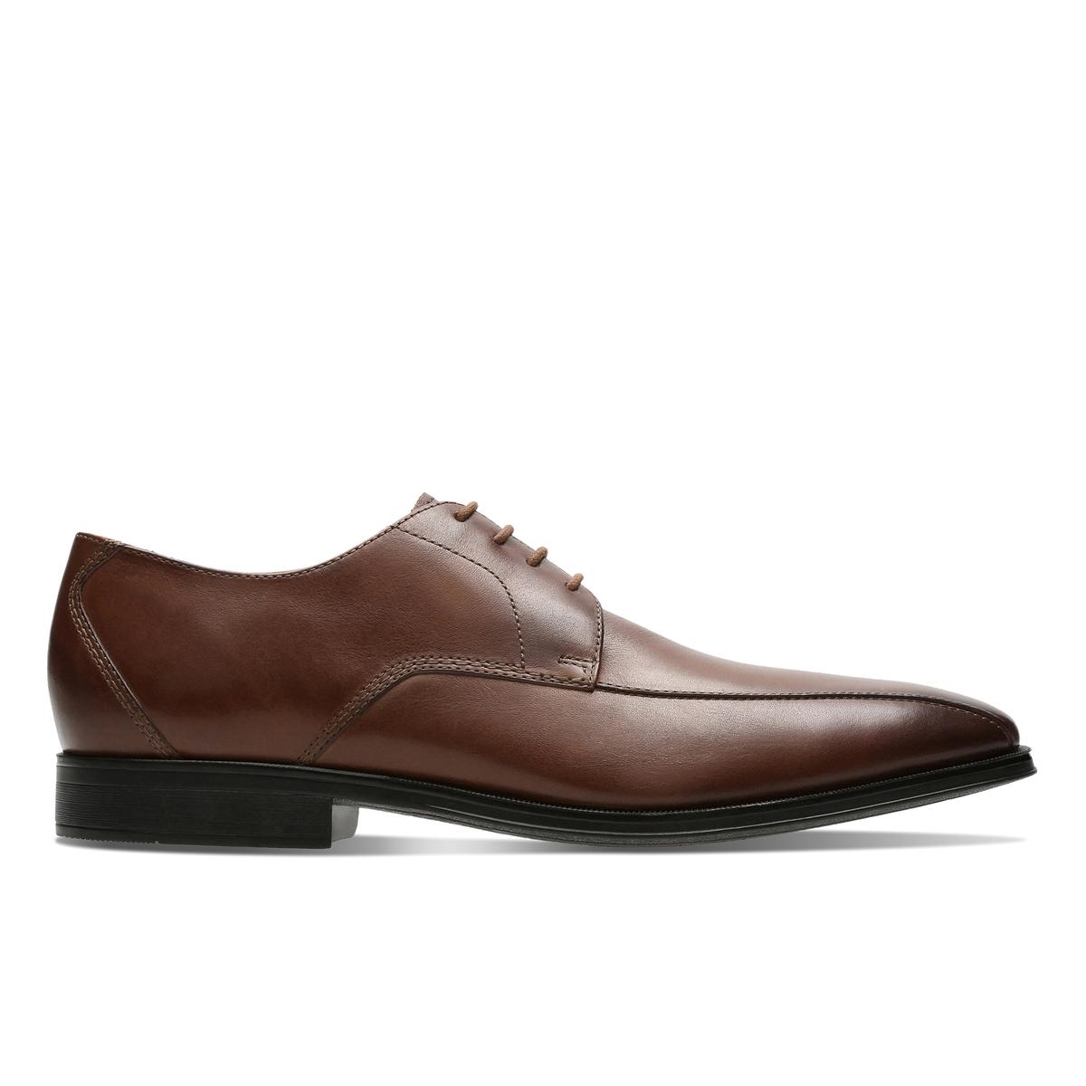 Ботинки-дерби кожаные Gilman Cap ботинки дерби clarks stafford park5 page 8