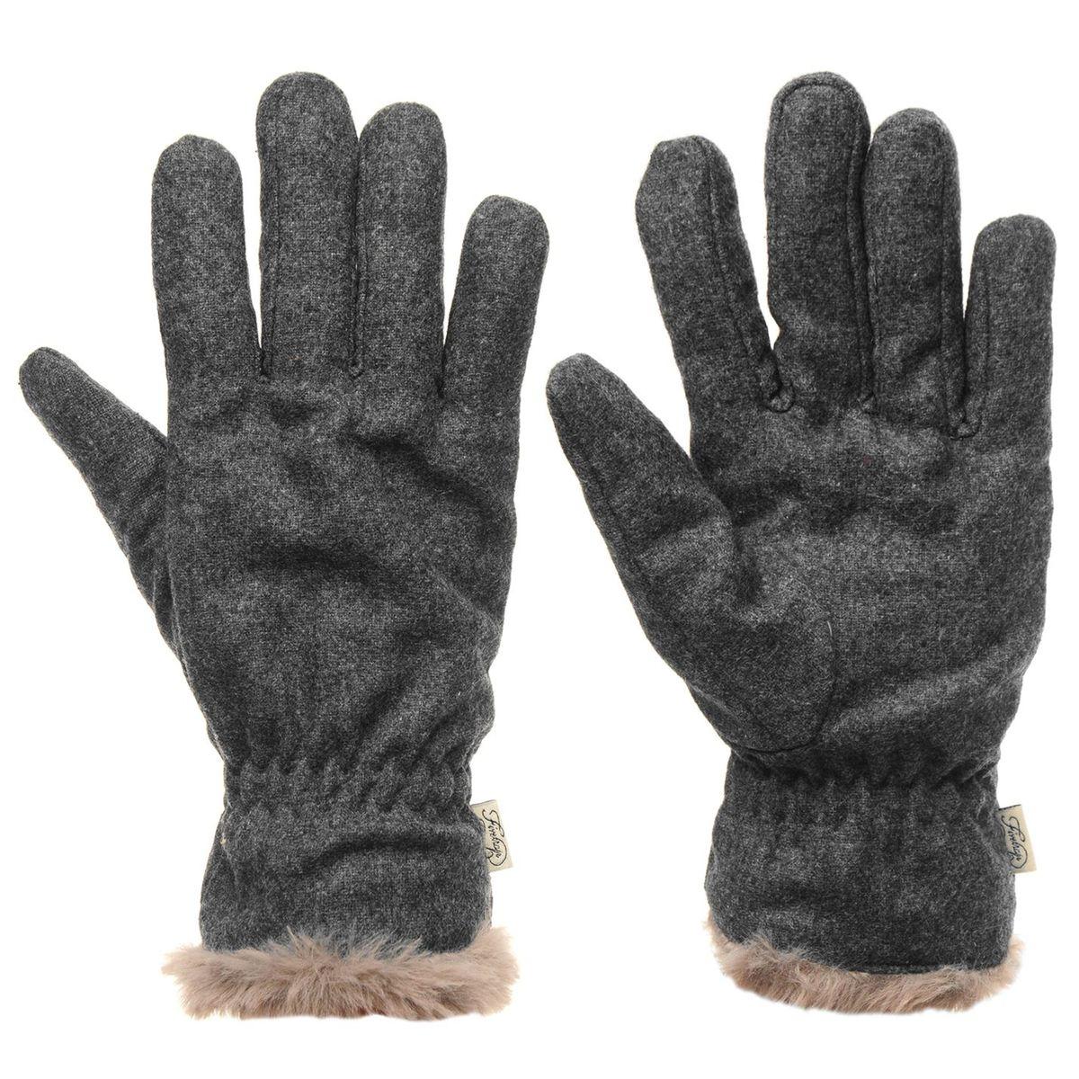 Gants d'hiver tricotés tricot