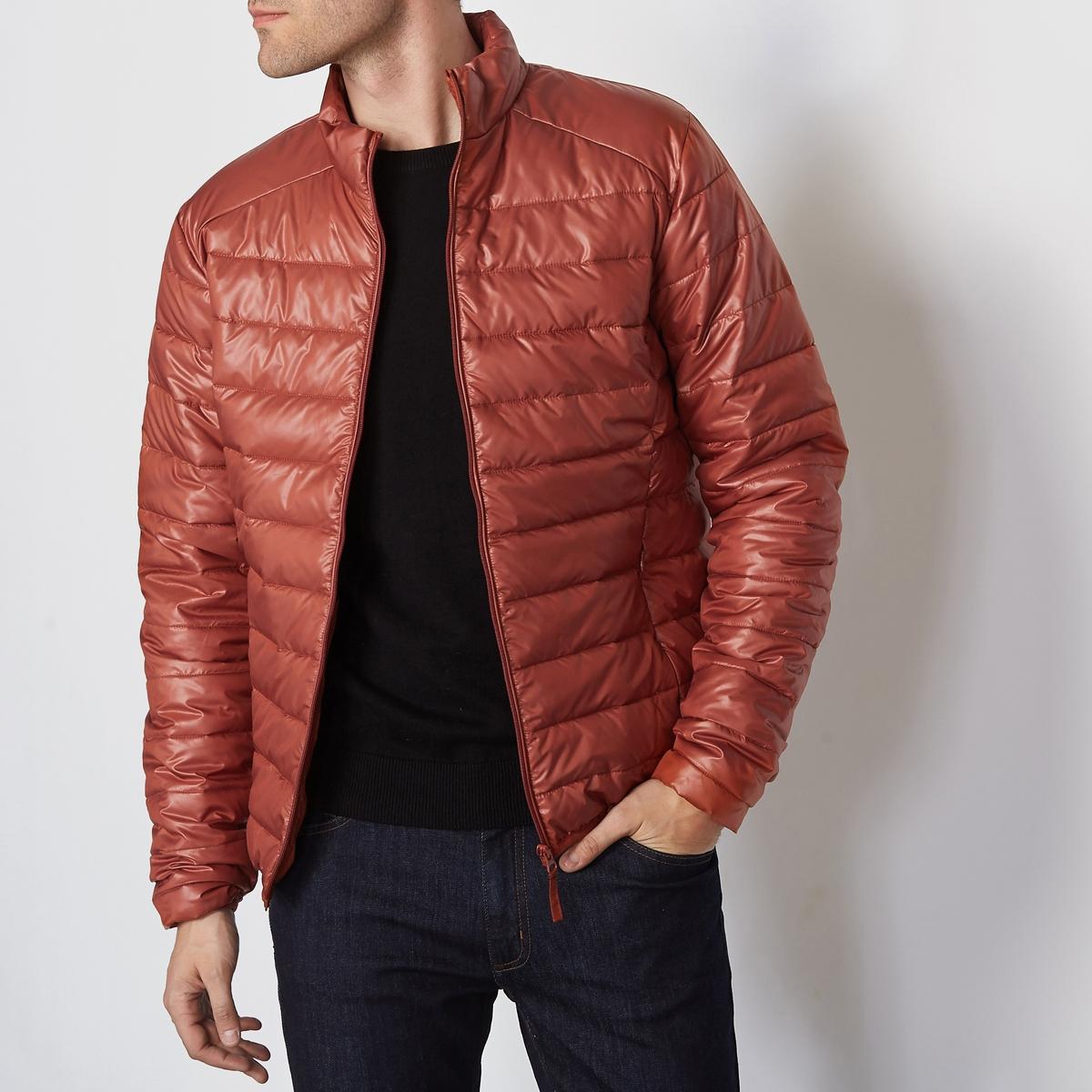 Куртка легкаяУход : Машинная стирка при 30°C исключительно на деликатном режиме<br><br>Цвет: кирпичный<br>Размер: M
