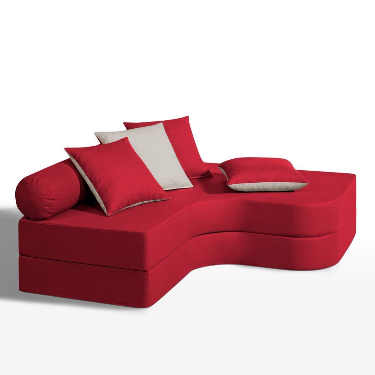 banquette lit d 39 angle confort mousse. Black Bedroom Furniture Sets. Home Design Ideas