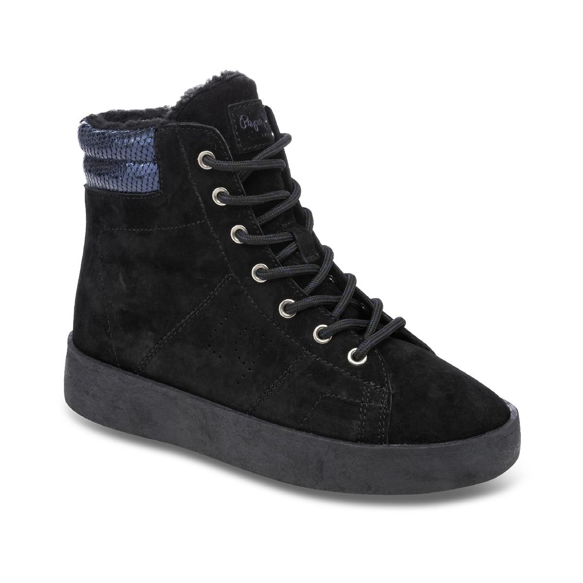 Imagen secundaria de producto de Zapatillas de caña alta Brixton - Pepe Jeans