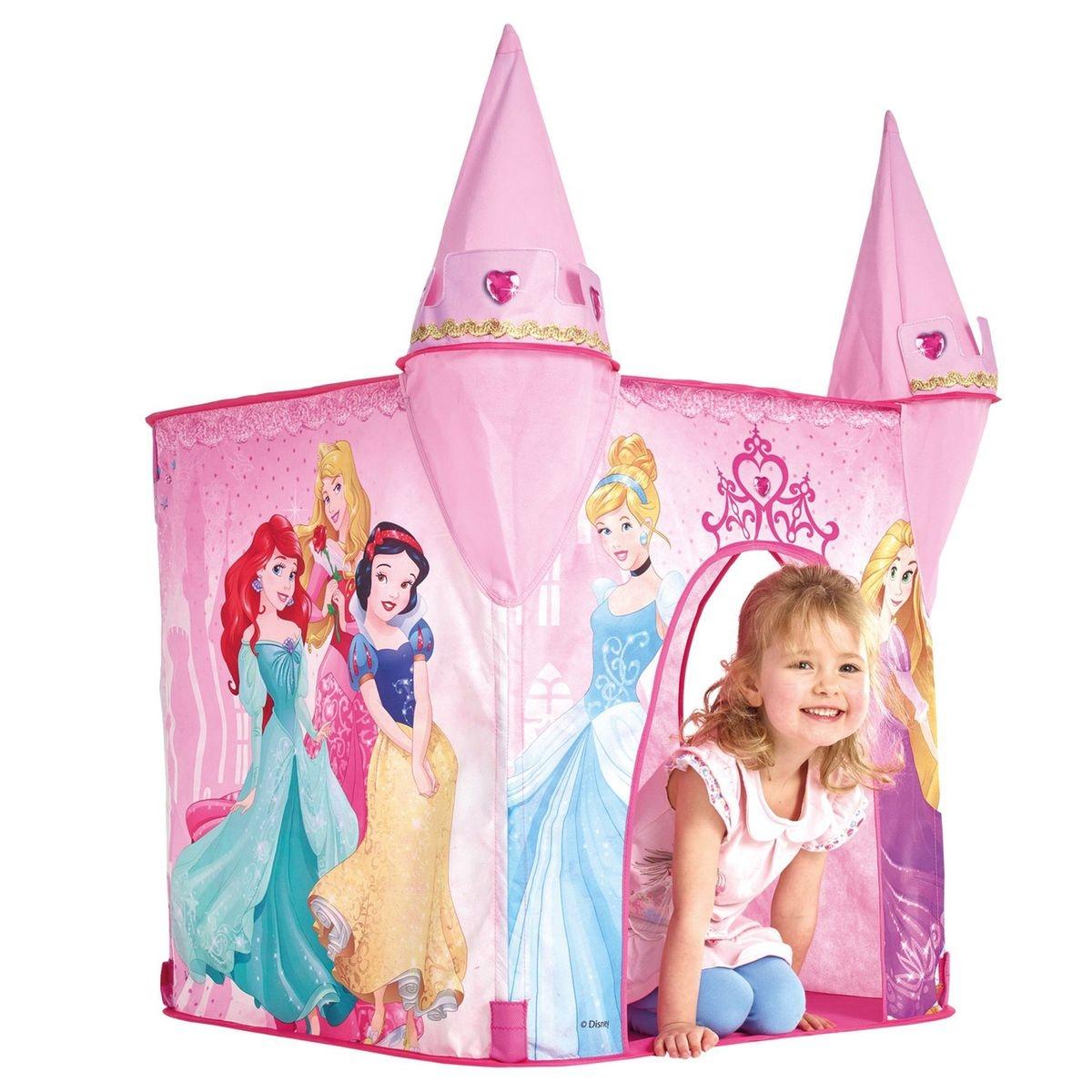 Tente de jeux Château : Princesses Disney