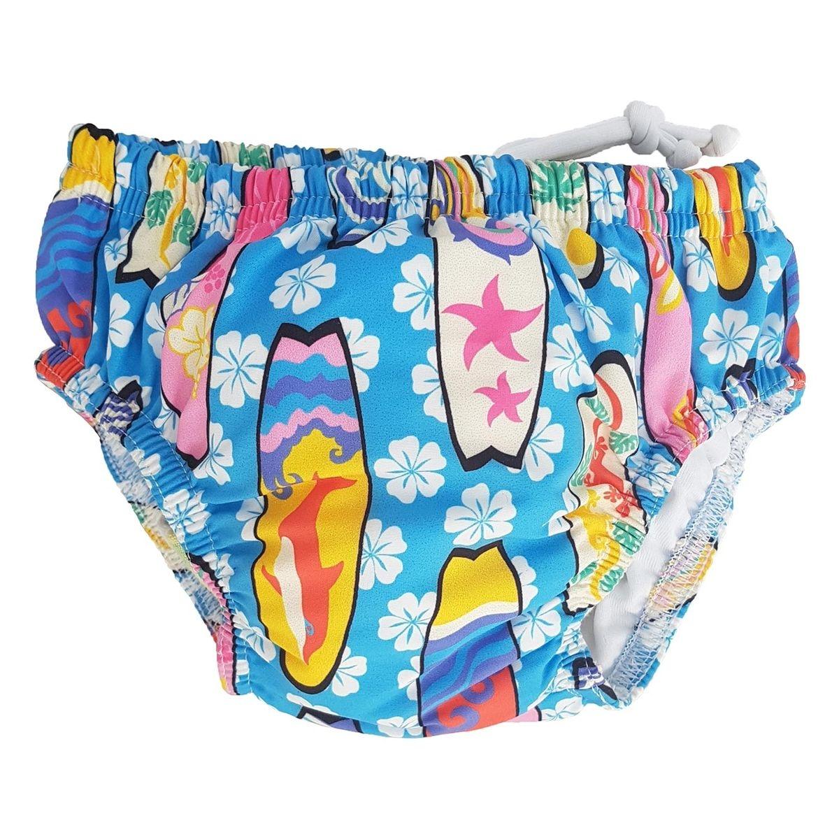 Surf   Culotte maillot couche antifuites piscine bébé garçon