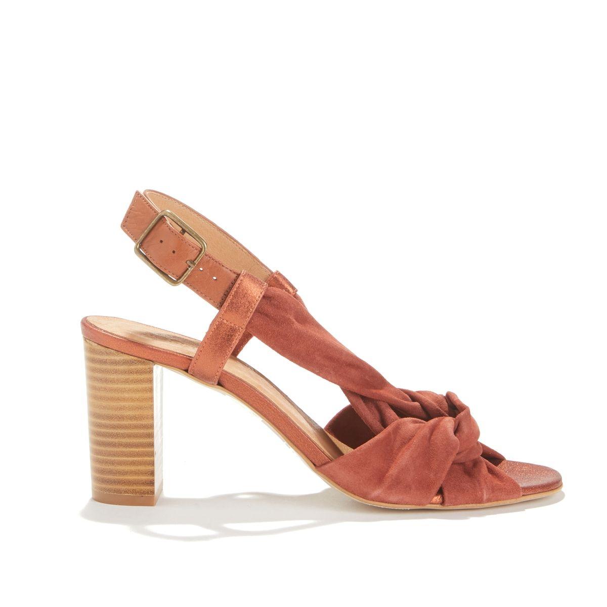 Sandales à talon MAAB