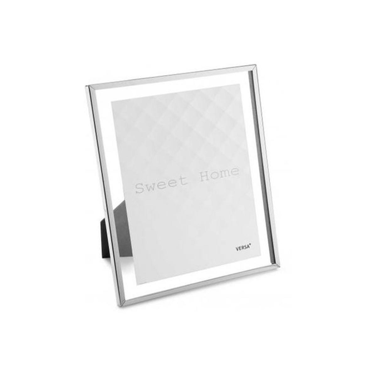 Cadre photo argent GLASS 23,2 x 33,3 cm
