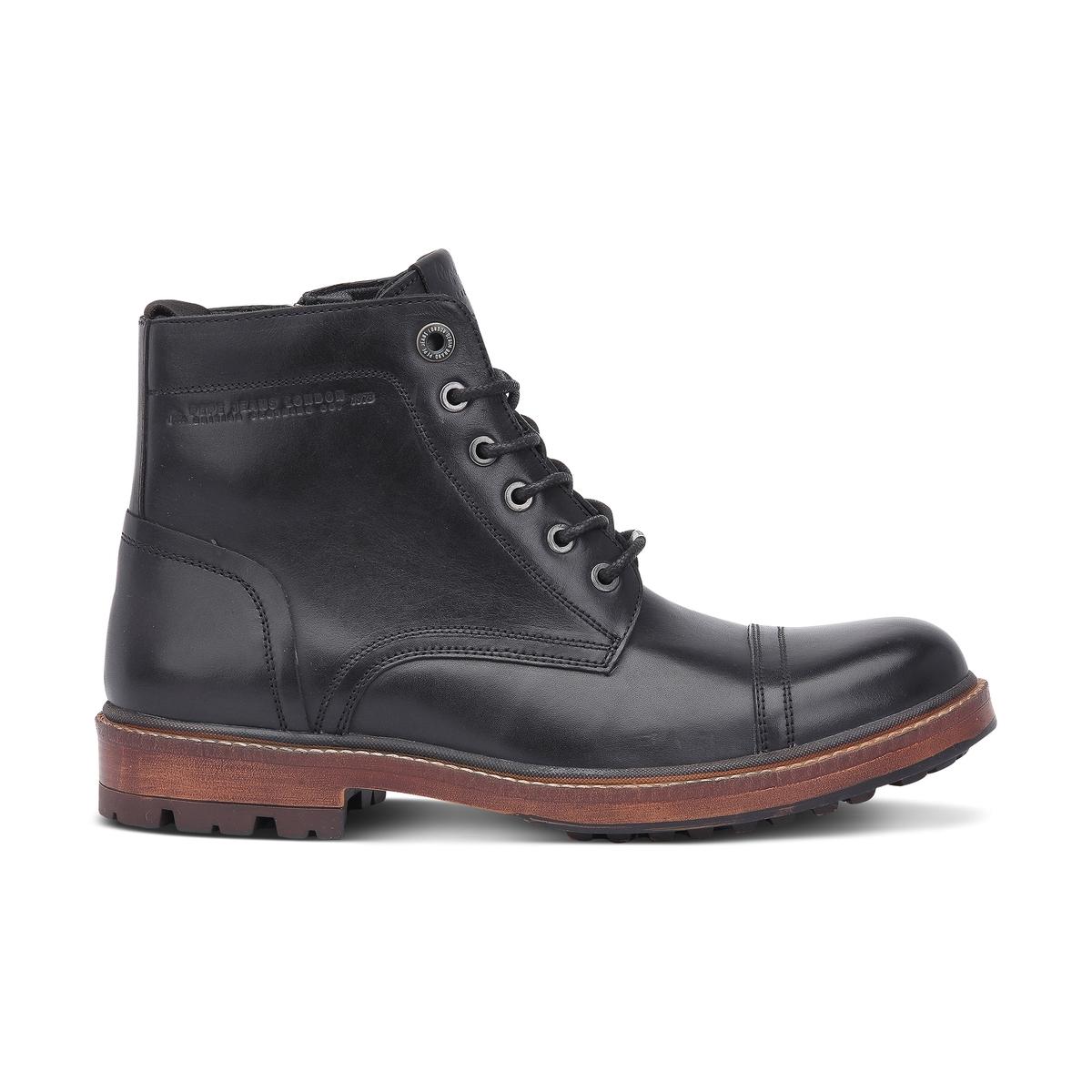 Ботинки кожаные Vivek