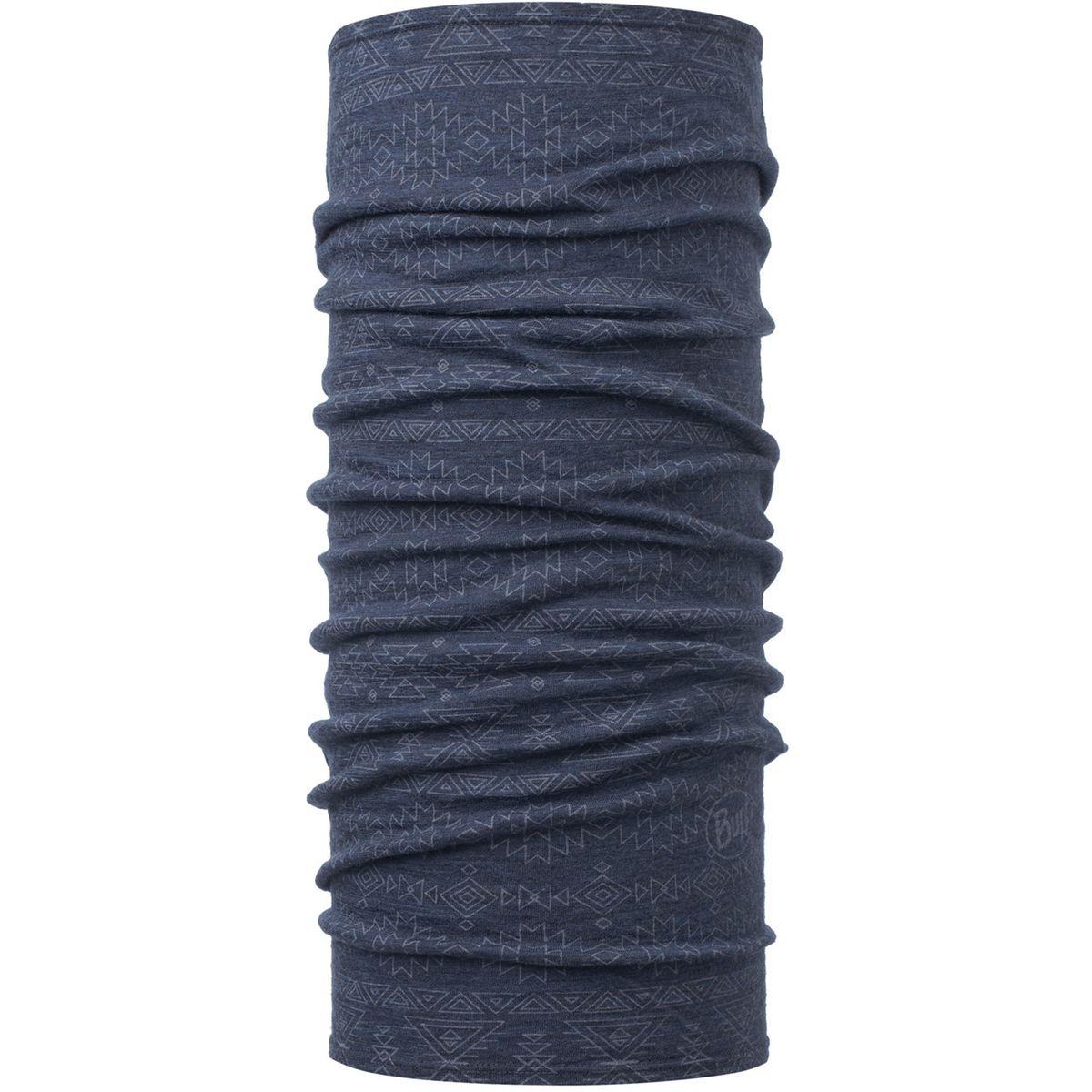 Lightweight Merino Wool - Foulard - bleu