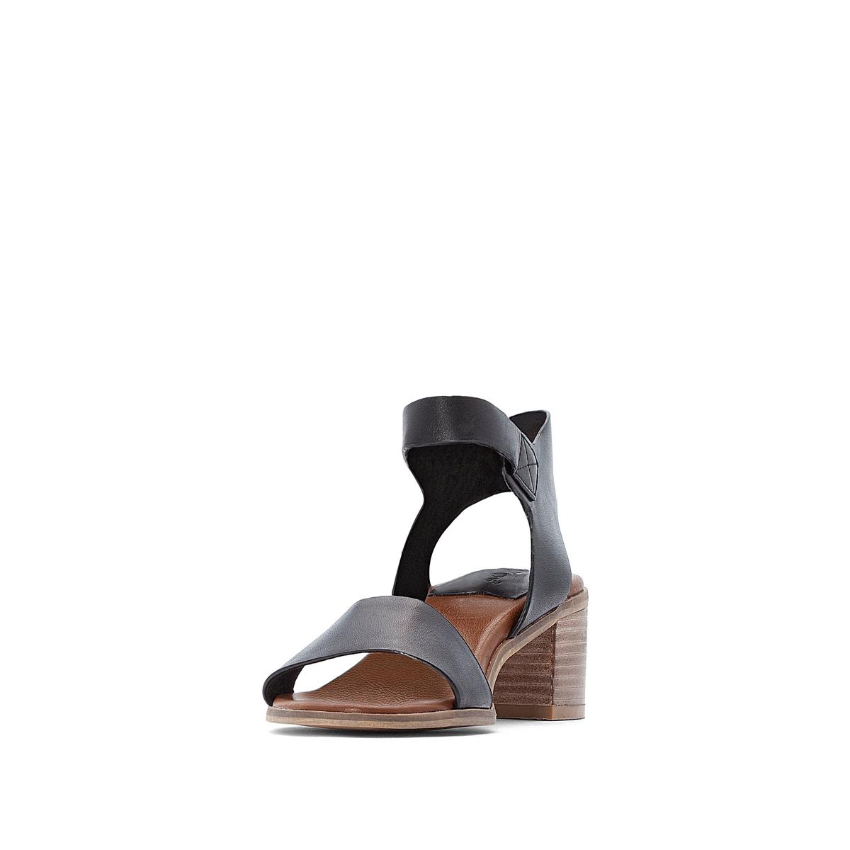 Imagen secundaria de producto de Sandalias de piel Volou - Kickers