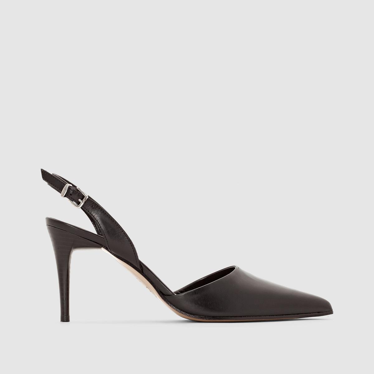 Туфли из кожи - ELIZABETH STUART LETO