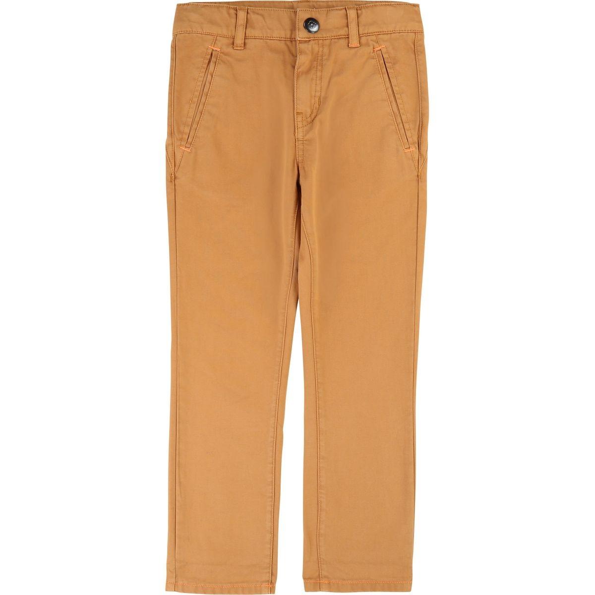 Pantalon chino twill de coton