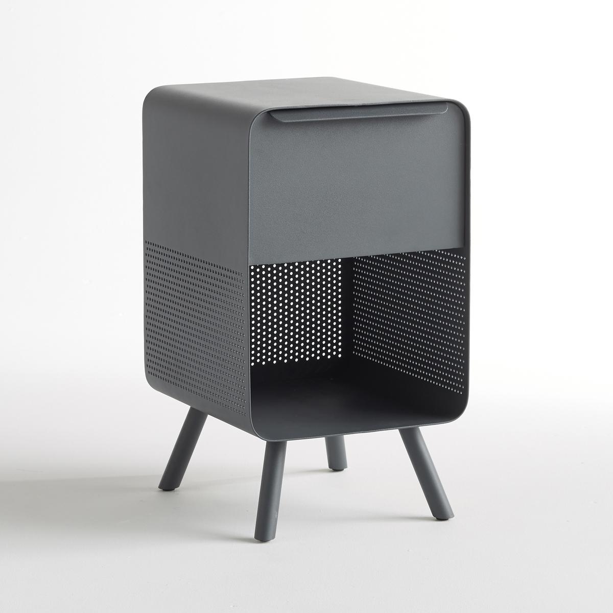 Столик La Redoute Журнальный Steel единый размер серый