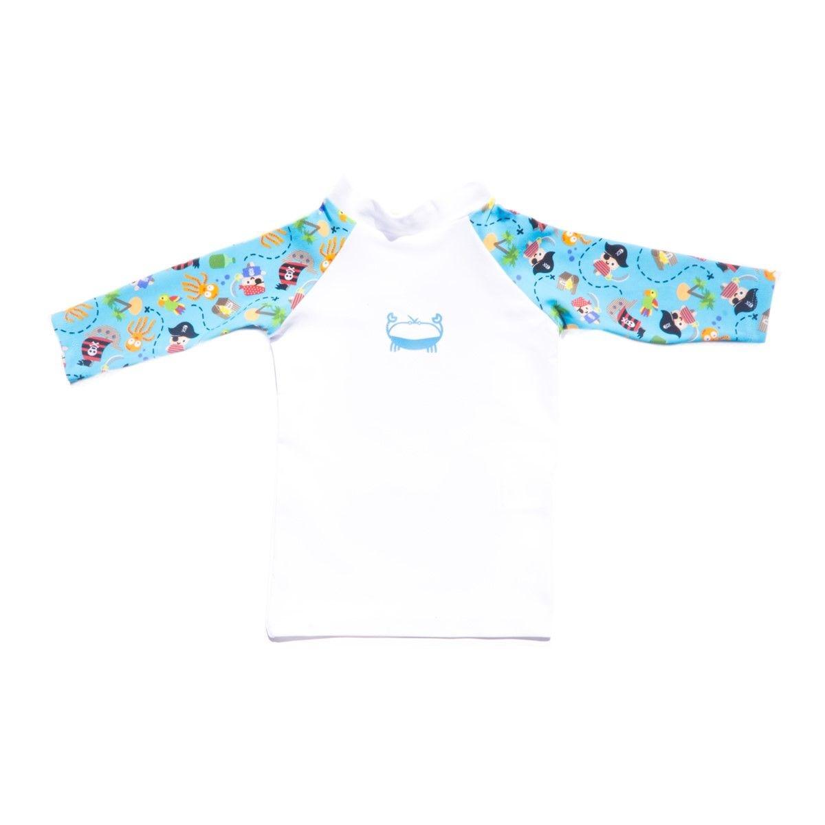T-shirt de bain Garçon
