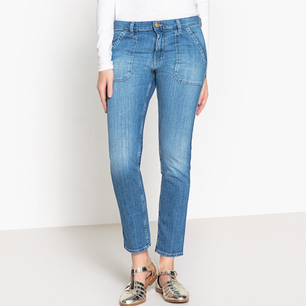 Джинсы-скинни из денима стретч SALLY джинсы скинни 73 см