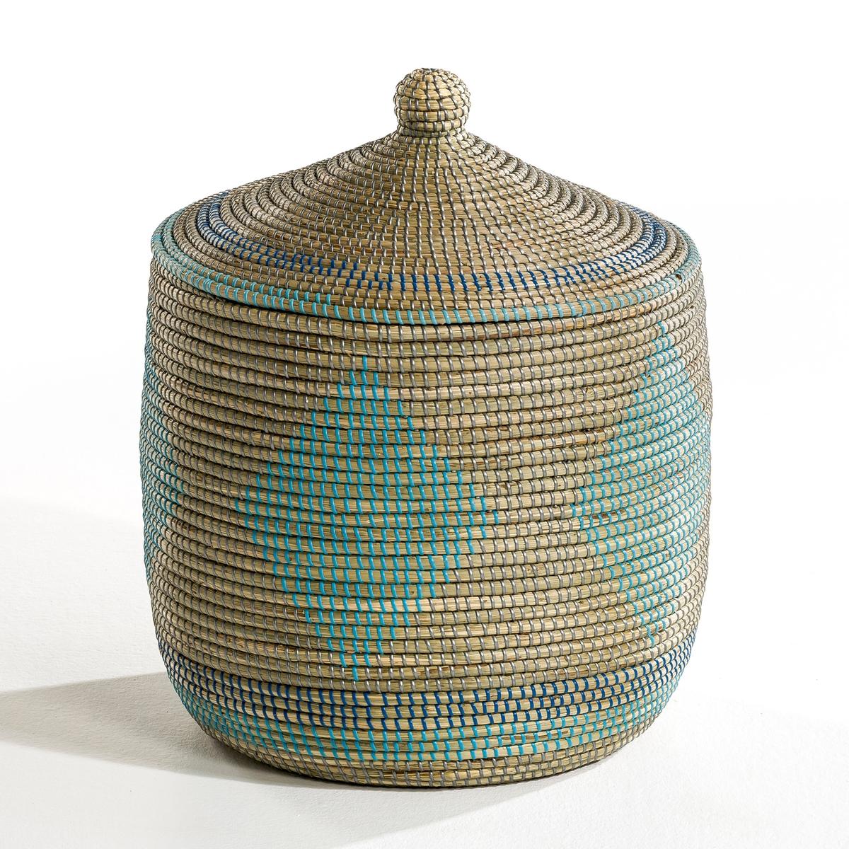 Плетеная корзина Justus большого размера