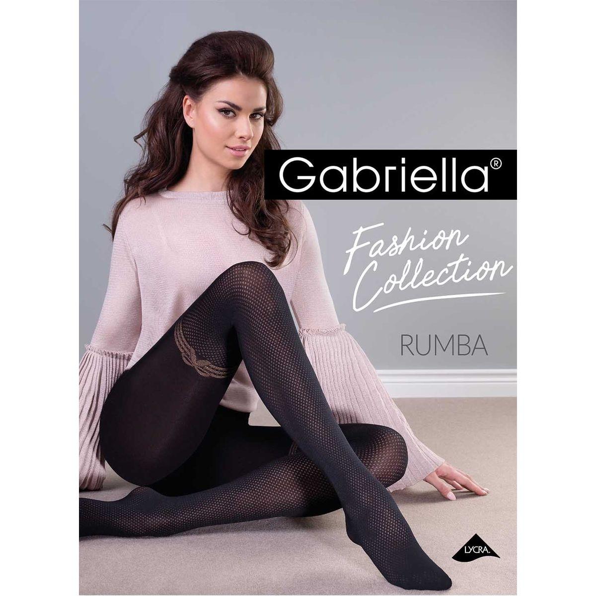 Collant Gabriella Rumba