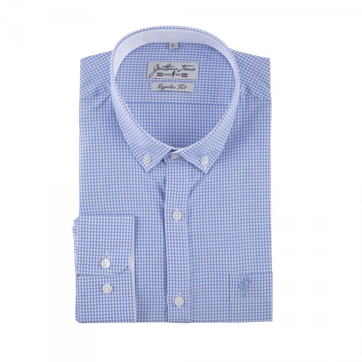 Chemises col boutonné CLIFF