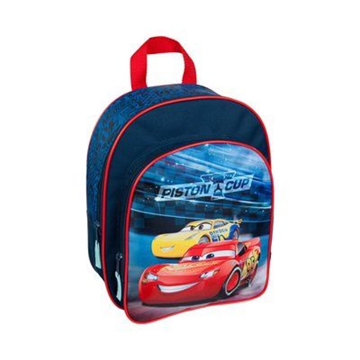 Undercover Le sac à dos avec poche à l'avant Cars petit sac enfant