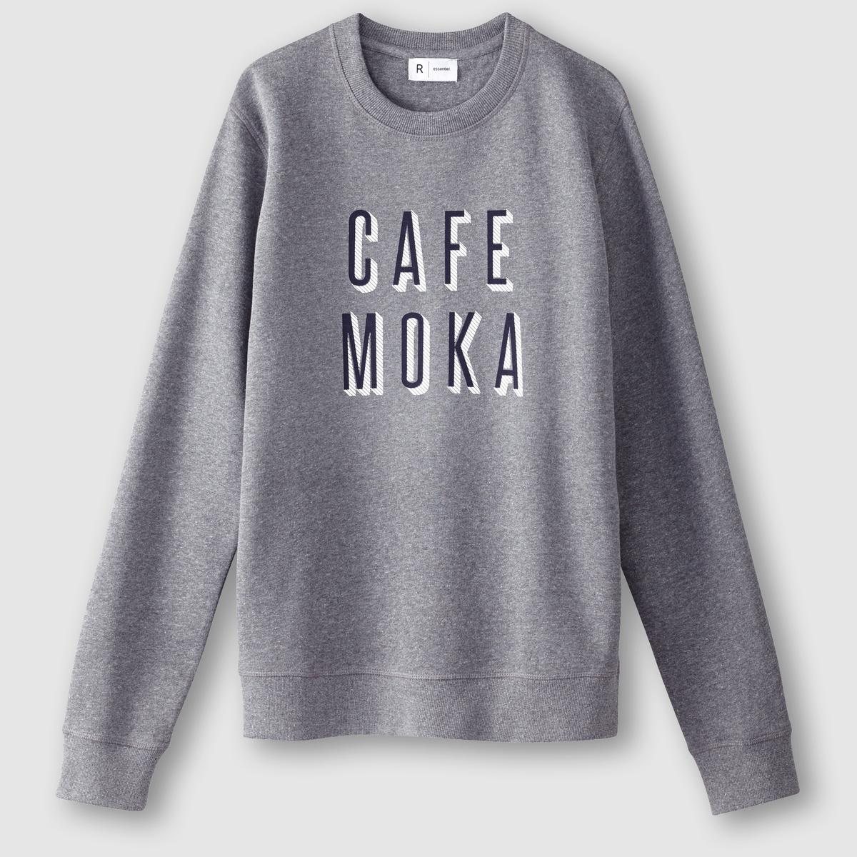 Свитшот с рисунком Cafe Moka